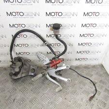 Yamaha YZF R1 2002 OEM rear brake caliper master cylinder reservoir BENT LEVER