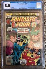 Fantastic Four #177 Grade 8.0