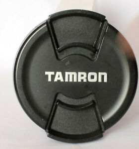 Tamron 62mm centre pinch lens cap.