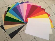 1 foglio cartoncino 50x70 cm 300 gr bordeaux carta cartoncino