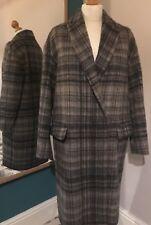 Allsaimts Atticus Rena Coat Size Small UK 8