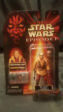 Star Wars Episode 1 The Phantom Menace 1999 Action Figure Ric Olie Sealed