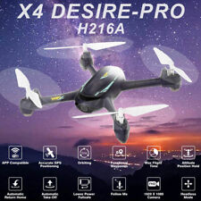 Hubsan H216A X4 Pro WiFi FPV RC Quadcopter 1080P APP Drone Follow Me Headless US