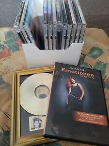 Musik CD`s Andrea Berg und 1 DVD Sammlung 13 CD`s diverse Titel