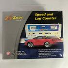 Vintage ZipZaps Speed and Lap Counter NIB