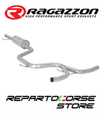 RAGAZZON SCARICO CENTRALE ALFA ROMEO 159 2.2JTS 136kW 185CV + SPORTWAGON 09 11