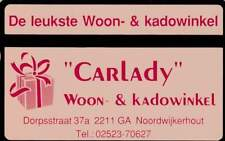 Telefoonkaart / Phonecard Nederland RCZ247 ongebruikt - Carlady