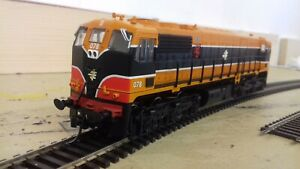 Murphy Models Class 071 number 078, orange and black tippex with small IE logo