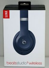 Beats By Dr Dre Studio3 Wireless Headphones - Blue