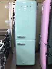 Smeg FAB32RPG3UK 50's Retro Style Fridge Freezer - Pastel Green