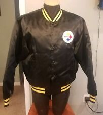 7d97cc0a33e2 pittsburgh steelers vintage jacket