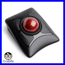 KENSINGTON Expert Mouse Wireless Trackball for PC and Mac, USB or Bluetooth, New