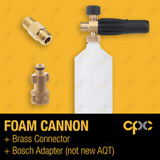 Foam cannon For Bosch (OLD) pressure washer connector lance canon car wash 4x4