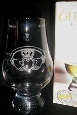 IRISH CLADDAGH GLENCAIRN SCOTCH WHISKY TASTING GLASS