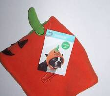 NWT Martha Stewart Pets Dog Pumpkin Halloween Hat