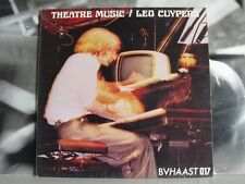 LEO CUYPERS - THEATRE MUSIC LP NEAR MINT GATEFOLD SLEEVE 1977