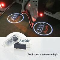 TOP 2X LED Projektor AUDI A6L TT A4L A6L R8 A6 A5 A3 A8 R8 Türlicht Logo Leuchte