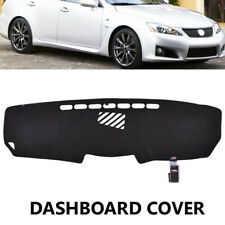 Dashmat Dash Mat Fit For Lexus IS250 IS350 ISF 2006-2013 Dashboard Cover Pad