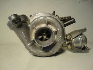 Turbo Turbocharger Ford C-MAX/Focus/Mondeo/Mazda 3 1.6 TDCi 80 Kw-109 Cv 753420