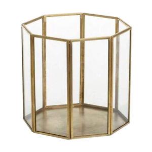 Yankee Candle - Large/Medium Golden Lantern Jar; Pastel Romance for Home Décor