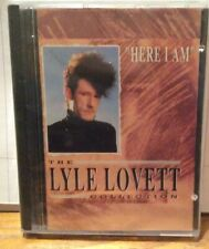 Lyle Lovett The Collection Minidisc MD Minidisk Brand New Sealed