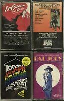 4 x Soundtracks & Musicals Cassette Tapes Job Lot - Pal Joey