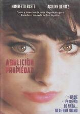 DVD - Abolicion De La Propiedad NEW Humberto Busto Aislinn Derbez FAST SHIPPING!