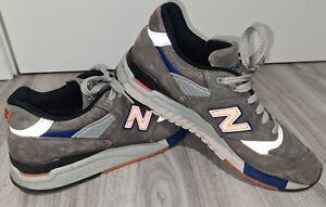 New Balance 998 Made In USA Trainers UK 9.5, US 10, EUR 44. Excellent Condition!