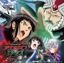 [CD] Aquarion Logos OST NEW from Japan