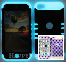 For Apple iPod Touch iTouch 5 | 6 KoolKase Hybrid Cover Case - Saints Purple