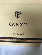 Rare NEW Vintage GUCCI PARFUM 1,   1 oz / 30 ml Parfum / Perfume