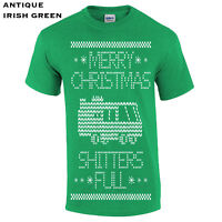 361 Merry christmas shters full Mens T-Shirt new college funny sweater gift xmas