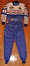 Jacques Villeneuve Signed Replica 1997 Williams F1 Race Suit Overall