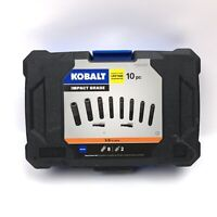 NEW Kobalt 8pc 6 point 3//8IN drive SAE Impact Socket Set 0338630