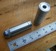 """One 3.5"""" Aluminum Muzzle Brake 1/2-20 thread also available in 1/2-28"""