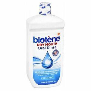Biotene Enjuague Bucal Con Calcio 1000ml Por Biotene