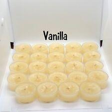 2 Dz Vanilla Partylite/Cccc Seconds Tealights