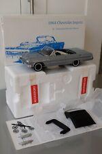 WCPD 1964 Chevrolet Impala 1:24 Convertible West Coast Precision Diecast Hubcaps