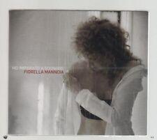 FIORELLA MANNOIA HO IMPARATO A SOGNARE CD DVD F.C. SIGILLATO!!!