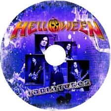 HELLOWEEN BASS & GUITAR TAB CD TABLATURE GREATEST HITS BEST OF METAL ROCK MUSIC