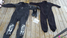"Whites Nexus Scuba Diving Dive Drysuit size MK Height 5'9"" - 5'11"" Weight180-200"