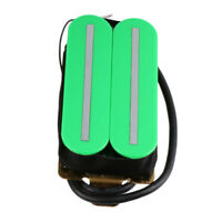 Humbucker Pickups Neck + Bridge Pickups for Electric Guitar - Green