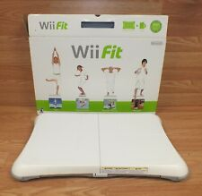 Genuine Nintendo (RVL-021) White Wii Fit Balance Board in Box *READ*