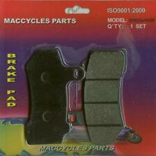 Disc Brake Pads for the Harley FLTR Road Glide 2008-2009 Front (1set)
