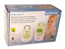 Audioline 596016 Baby Care 7 Babyphone - OVP + NEU!