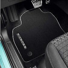 Genuine Volkswagen T-Cross Luxury Carpet Mats RHD