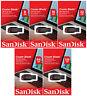 SanDisk Cruzer Blade 8GB 16GB 32GB 64GB 128GB SDCZ50 USB 2.0 Flash Pen Drive LOT