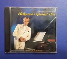 Richard Clayderman Hollywood's Greatest Hits CD A World of Romance