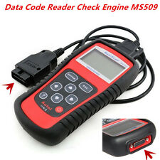 Car Scanner Diagnostic Live Data Code Reader Check Engine MS509 EOBD OBD2 OBDII