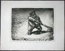 Kunstdrucke Handsignierte A. - Paul-Weber